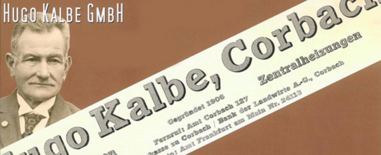 Pelz Gmbh Korbach historie hugo kalbe gmbh in korbach heizung sanitär klima